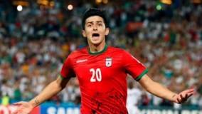 سردار آزمون ستاره ایران در جام جهانی