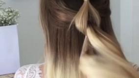 مدل موی شیک ساده و مجلسی