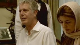 آنتونی بوردن در ایران-ایران آن چیزی که فکرش را می کردم نبود