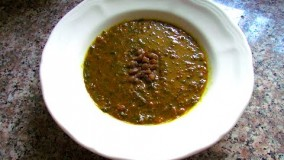 غذای رمضان-آش انار
