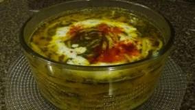 غذای رمضان-تهیه آش رشته سریع و خوشمزه