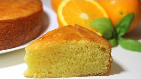 کیک پزی-کیک پرتقالی بدون تخم مرغ