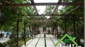 750 متر باغ با درختان مثمر کد1332