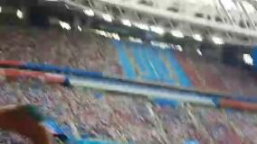 ویدیوی اختصاصی از لحظه گل بازی ایران و مراکش از امیرعلی همکار ما در سایت جعبه