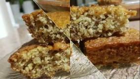 کیک پزی-تهیه کیک موز