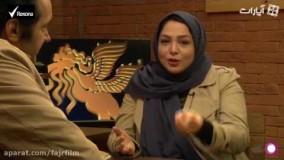 مصاحبه ی حسام نواب صفوی