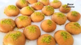 کیک پزی- شیرینی یا کلوچه باقلوا