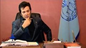 شکایت حسام نواب صفوی از مجری فارسی وان