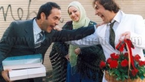 فیلم سوغات فرنگ با بازی رامبد جوان ، شیلا خداداد ، مجید صالحی و آناهیتا نعمتی - Soghate farang