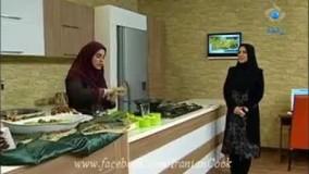 آشپزی ایرانی-سرگنجشکی