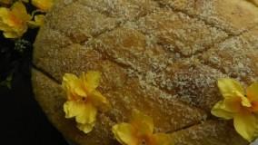 کیک پزی-طرز پخت کیک باقلوا