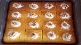 کیک پزی-کیک ترکی( ریوانی)