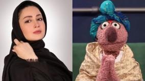 شوخی های منشوری جناب خان با شیلا خداداد در خندوانه