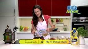 آشپزی ایرانی-تهیه آسان فسنجان