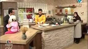 آشپزی ایرانی- چلومرغ بخارپز