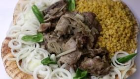آشپزی ایرانی-دوپیاز ای افغانی