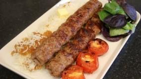 آشپزی ایرانی-کباب کوبیده چلو یا کوبیده با نون؟؟؟