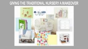 دکوراسیون اتاق نوزاد-طراحی دکوراسیون داخلی اتاق نوزاد
