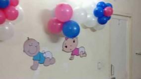 دکوراسیون اتاق بچه دوقلو-دکوراسیون اتاق نوزاد
