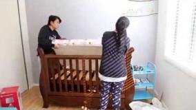 دکوراسیون اتاق نوزاد-دکوراسیون اتاق کودک دختر و پسر