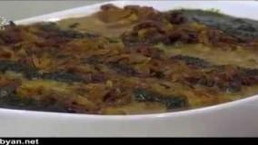 آشپزی ایرانی- طرز تهیه نان فطیر سراب