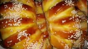 آشپزی ایرانی-طرز تهیه نان سیب زمینی