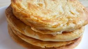 آشپزی ایرانی -تهیه  فطیر ورقی