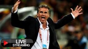 پخش زنده فوتبال ایران اسپانیا