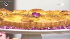 آشپزی ایرانی- تهیه نان مغز دار