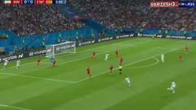 نتیجه بازی ایران اسپانیا-خلاصه نیمه اول دیدار ایران اسپانیا