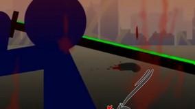 انیمیشن شمشیربازی گرافیکی (قسمت1)