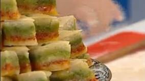 شیرینی پزی-خانم گلاور، باقلوا پرچمی