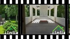 باغ ویلای بینظیر در دهکده ویلایی فردیس کد1353