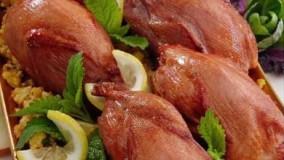 خواص عالی گوشت لذیذ بلدرچین