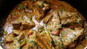 آشپزی ایرانی-خوراک گوشت گوسفند
