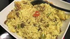 آشپزی ایرانی - آموزش پخت گوشت و برنج در پلوپز
