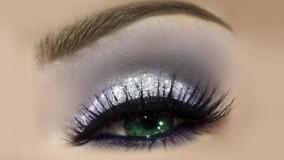 آرایش عروس, آموزش آرایش چشم