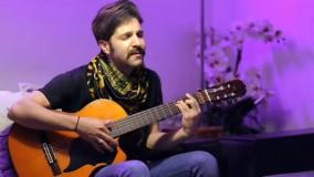 اجرای زیبای حمید هیراد با گیتار _ دربندتم