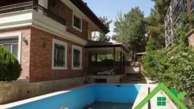 باغ ویلای دوبلکس زیبا در زیبادشت کرج کد1360