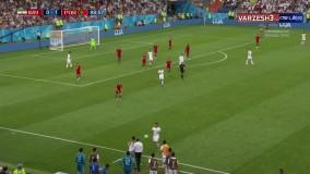 نتیجه بازی ایران و پرتغال - گل ایران به پرتغال - ایران 1-1 پرتغال