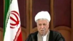 روایت مرحوم آیت الله هاشمی رفسنجانی از پذیرش قطعنامه 598