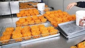 شیرینی ماه رمضان-آموزش زولبیا بامیه با متدی آسان برای همه اما خوشمزه (جوادجوادی )