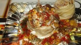آشپزی ایرانی-تهیه یک پیش غذای بسیار مجلسی و خوشمزه