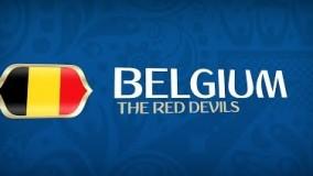 معرفی تیم ملی بلژیک در جام جهانی 2018