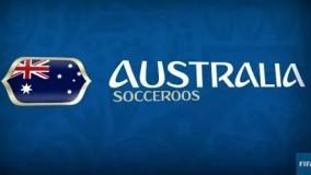 معرفی تیم ملی استرالیا در جام جهانی 2018
