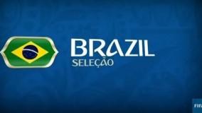 معرفی تیم ملی برزیل در جام جهانی 2018 روسیه
