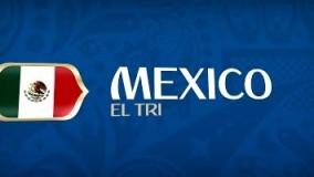 معرفی تیم ملی مکزیک در جام جهانی 2018