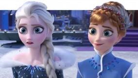 السا و آنا جدید-اگه تونستی نخند : )