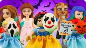 کارتون السا و انا نماشا-عروسک های کارتون السا و انا