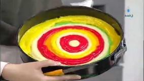 آموزش شیرینی-کیک ژلهای